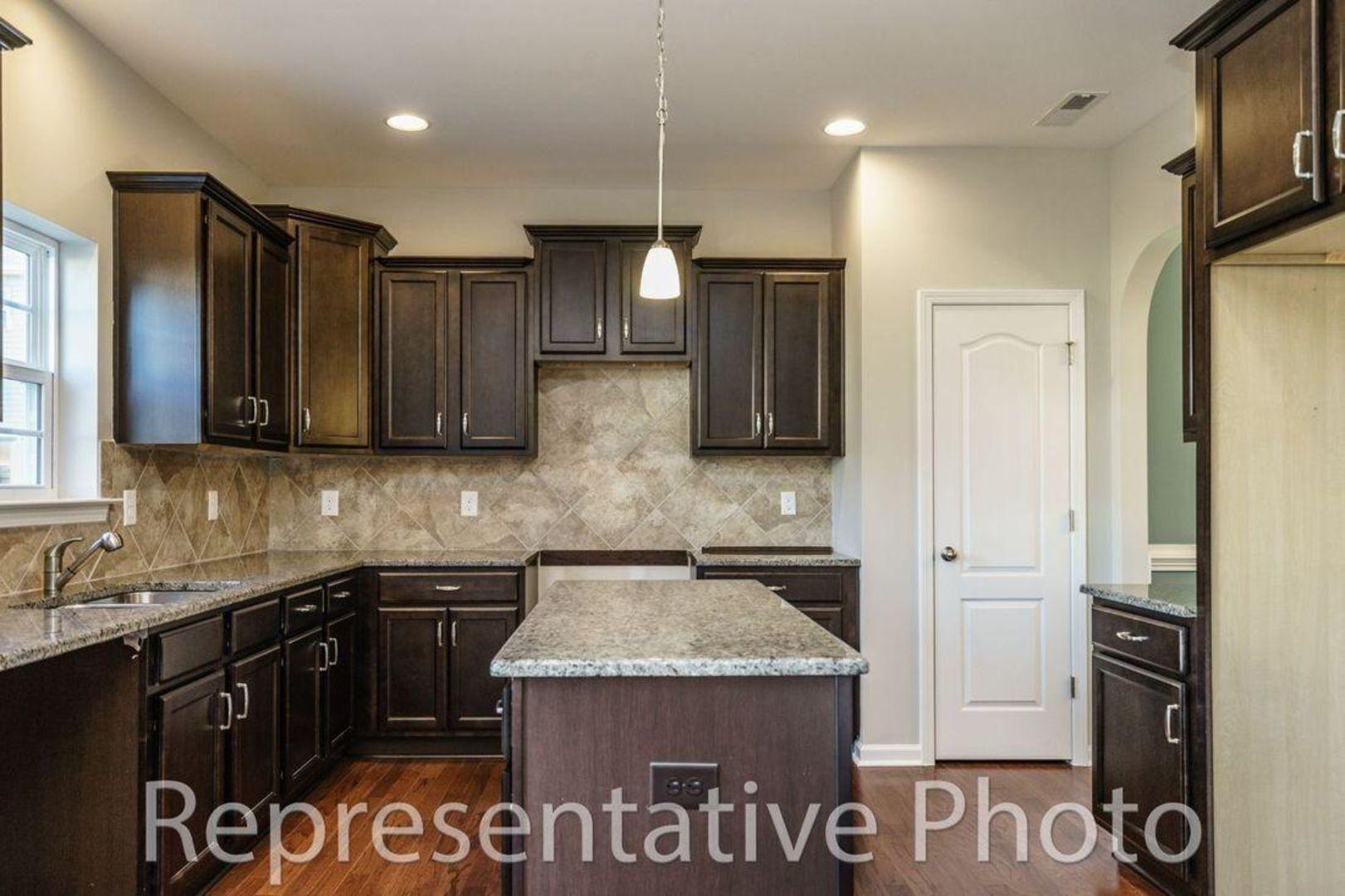Kitchen-in-Hatteras-at-Highcroft-in-Fayetteville