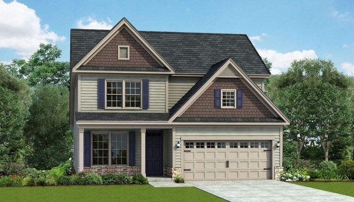 Exterior:Florence Rendering