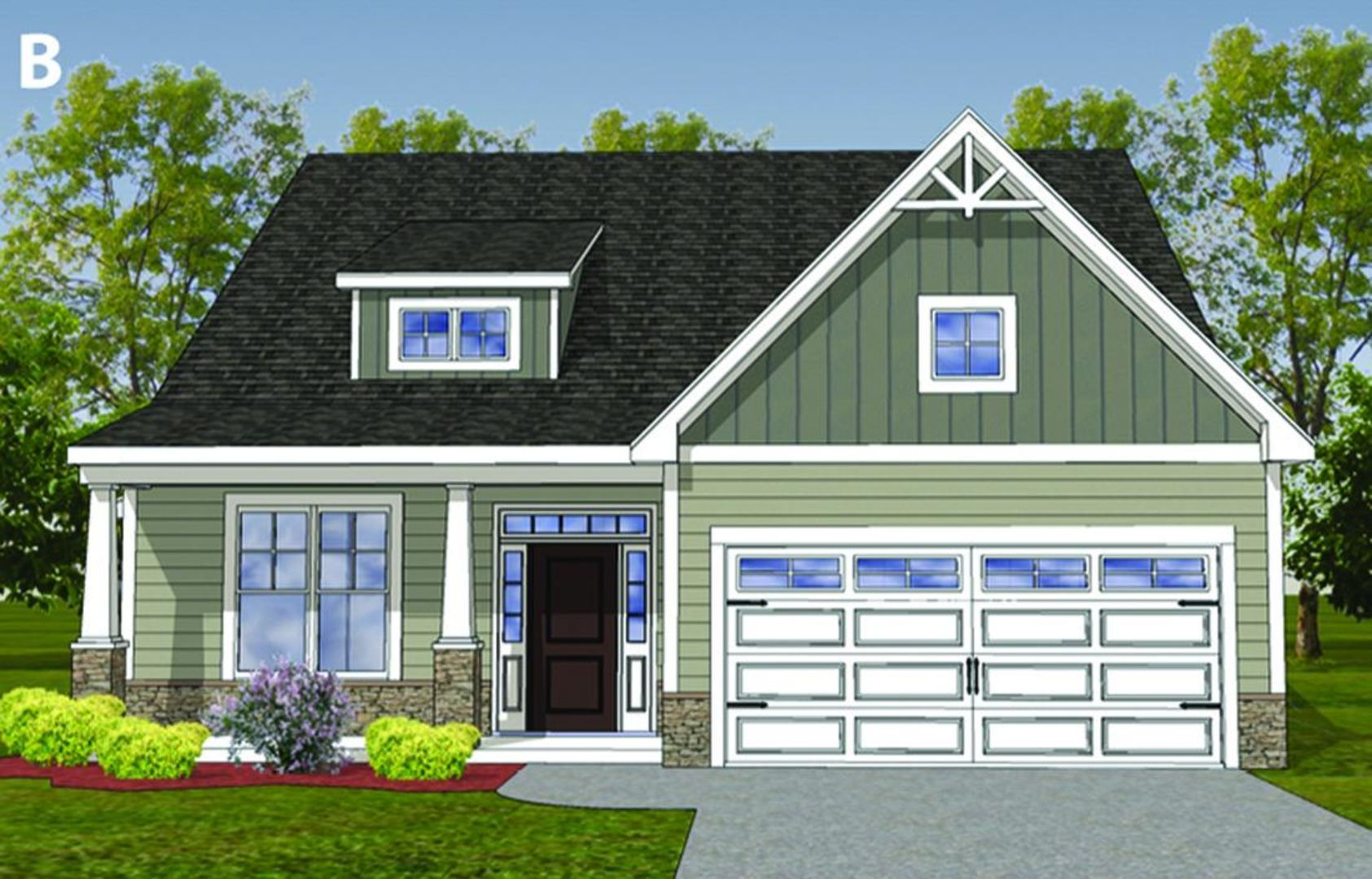 28376 New Construction Homes Plans 719 Homes Newhomesource