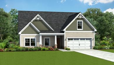 New Construction Homes & Plans in Fayetteville, NC | 735 Homes