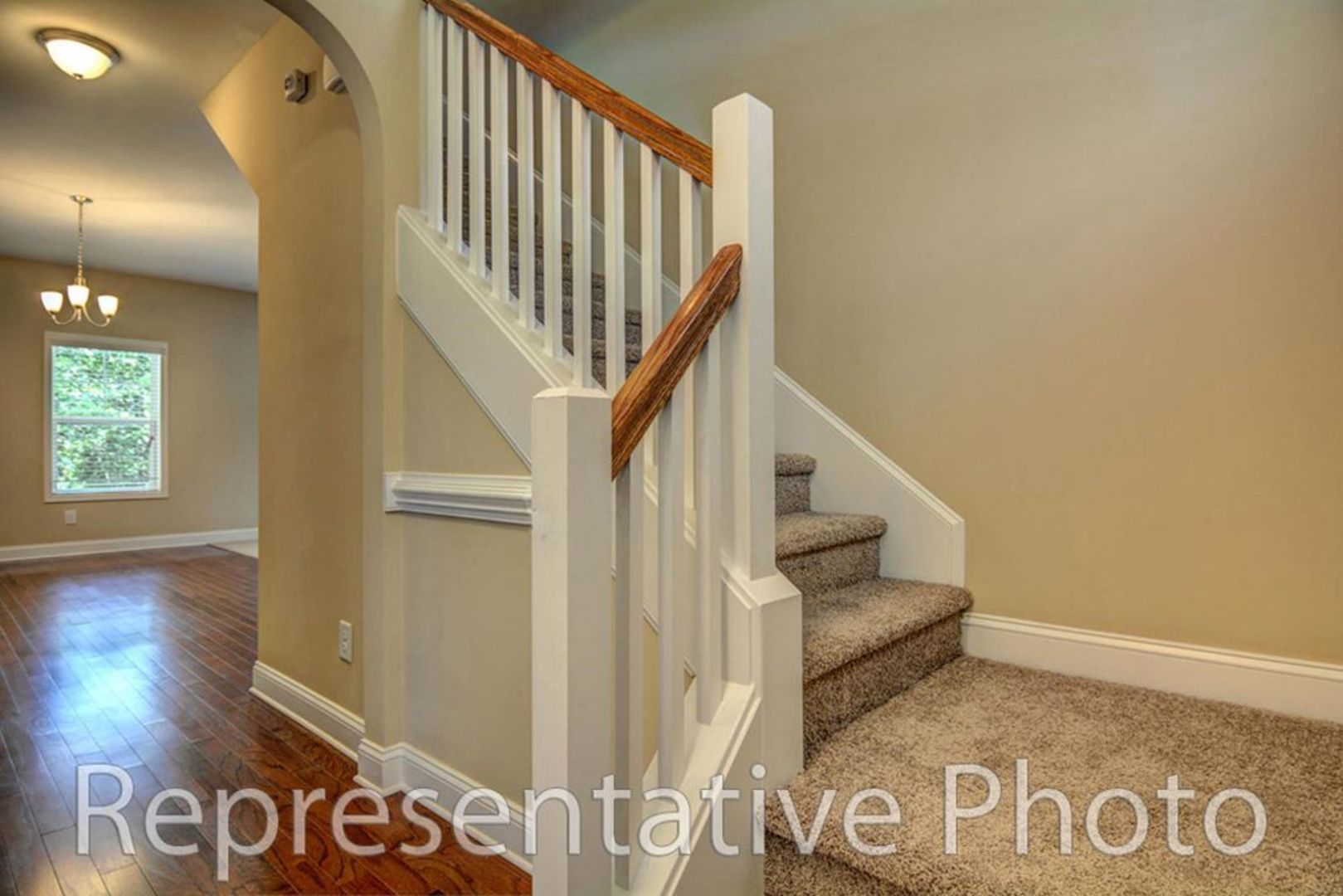 Living Area featured in the Topsail By HH Homes in Raleigh-Durham-Chapel Hill, NC