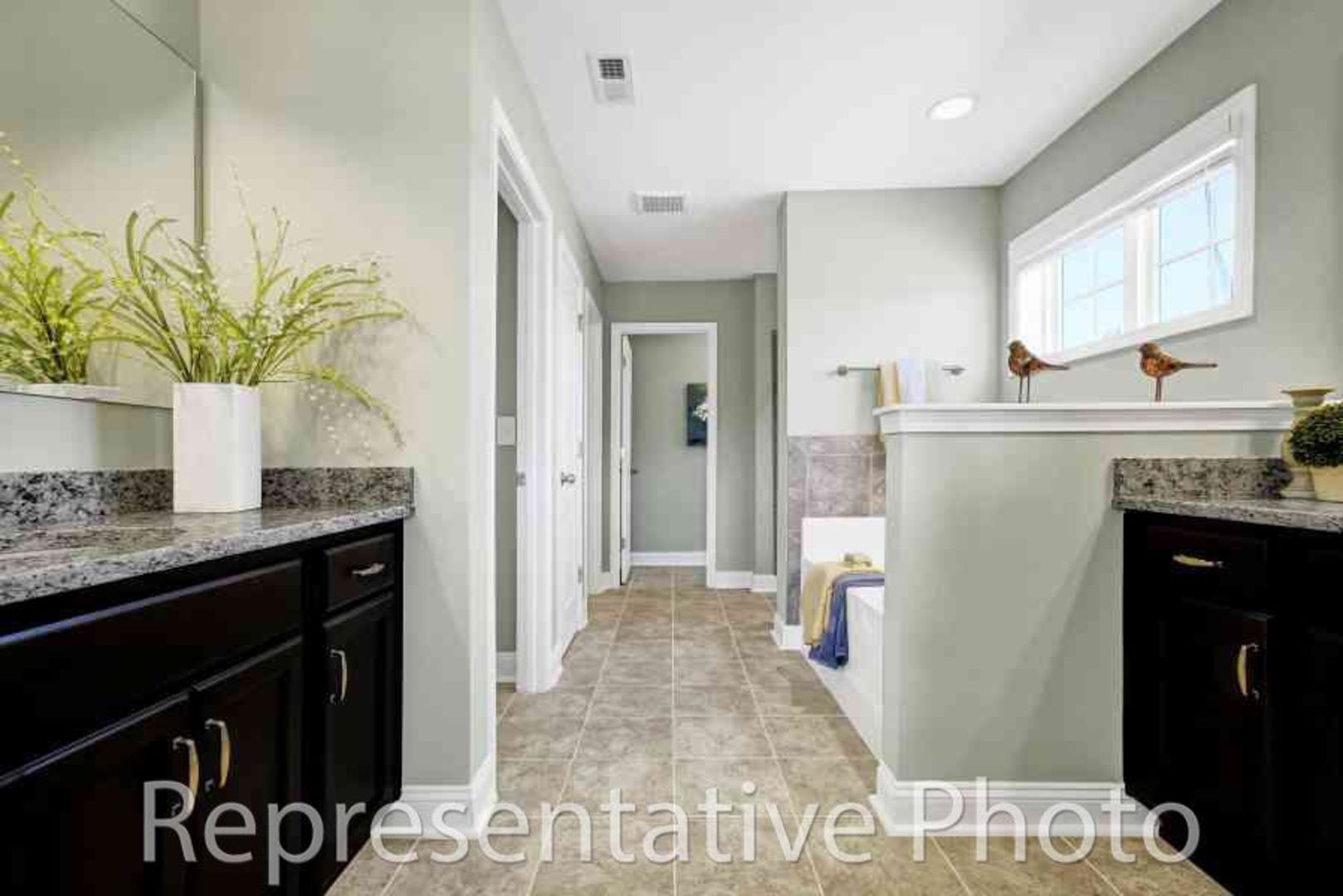 Bathroom featured in the Redbud By HH Homes in Fayetteville, NC