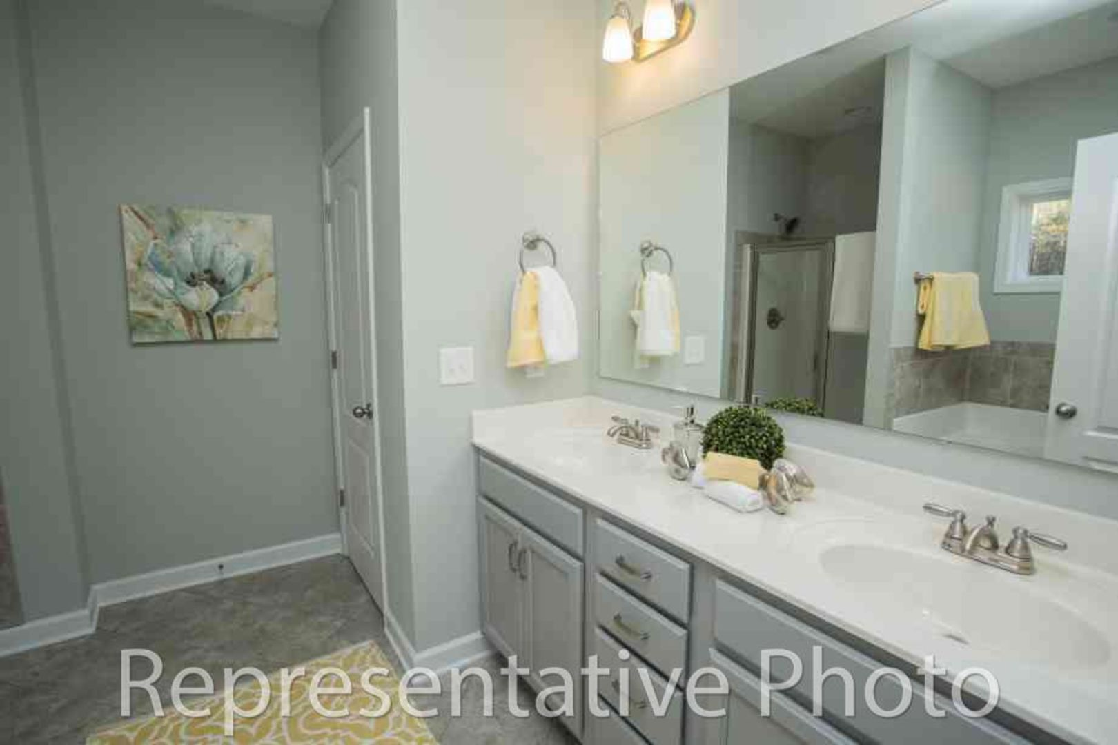 Bathroom featured in the Jordan By HH Homes in Charlotte, NC
