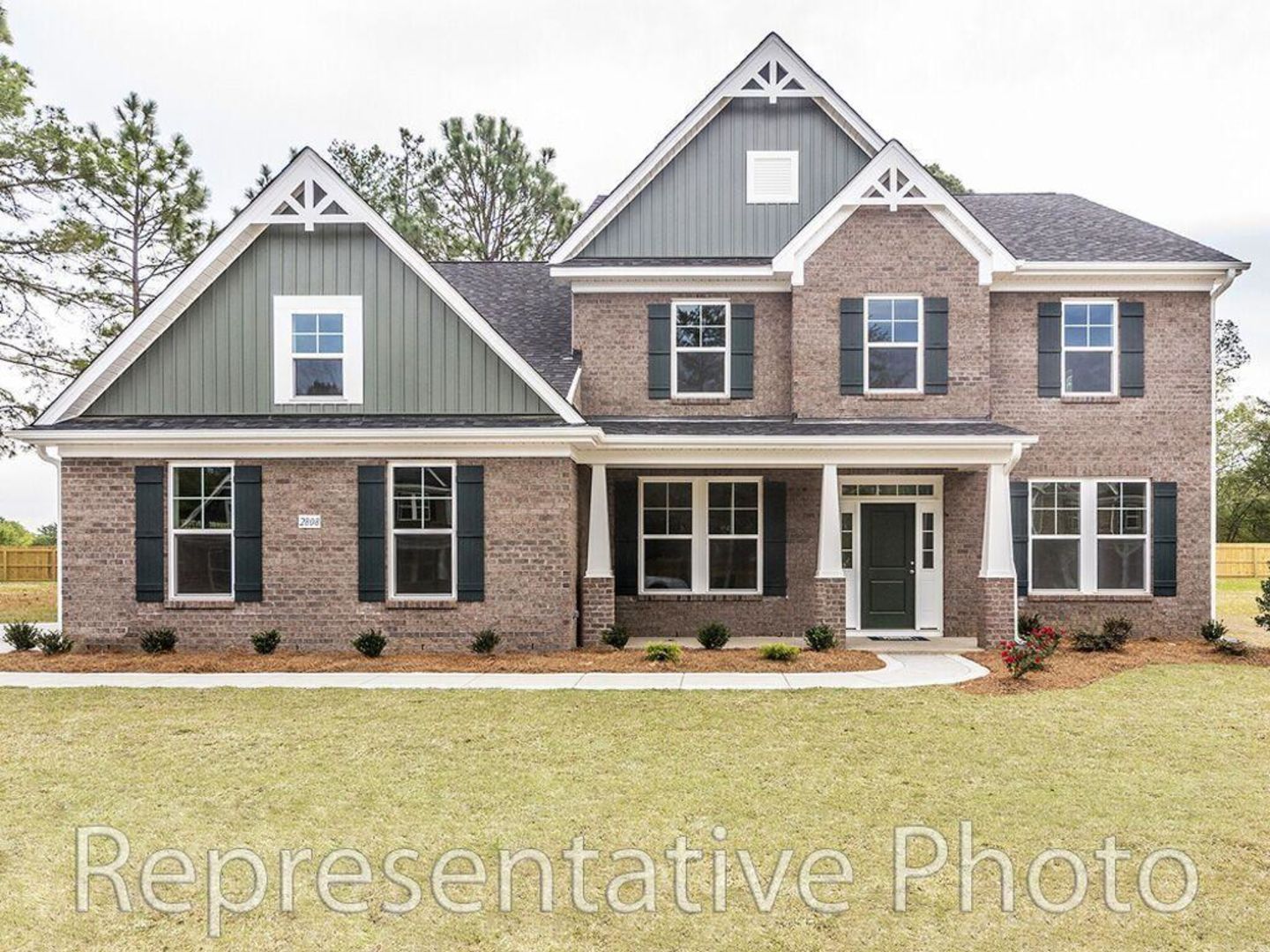 Exterior featured in the Jackson By HH Homes in Raleigh-Durham-Chapel Hill, NC
