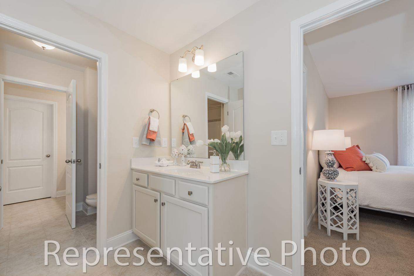 Bathroom featured in the Jackson By HH Homes in Fayetteville, NC
