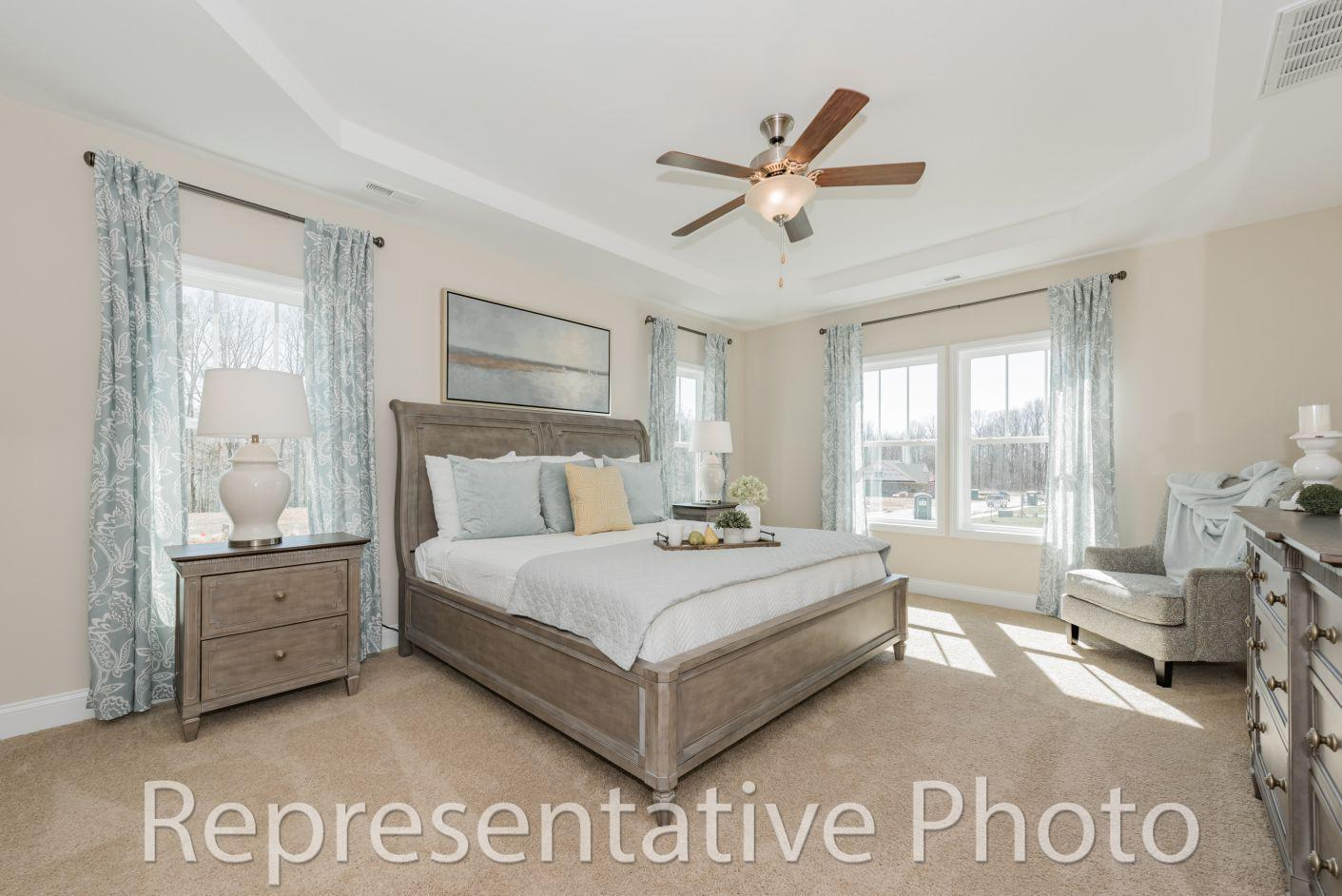 Bedroom featured in the Jackson By HH Homes in Pinehurst-Southern Pines, NC