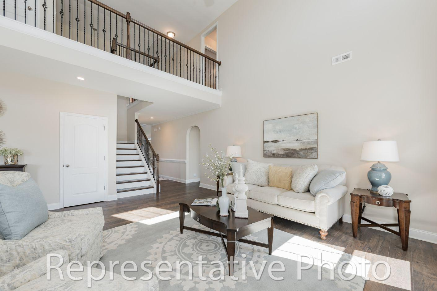 Living Area featured in the Jackson By HH Homes in Raleigh-Durham-Chapel Hill, NC
