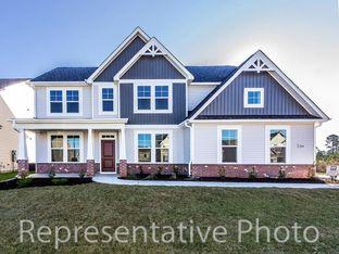 Wilmington 2865 - Gander Lake: Princeton, North Carolina - HH Homes