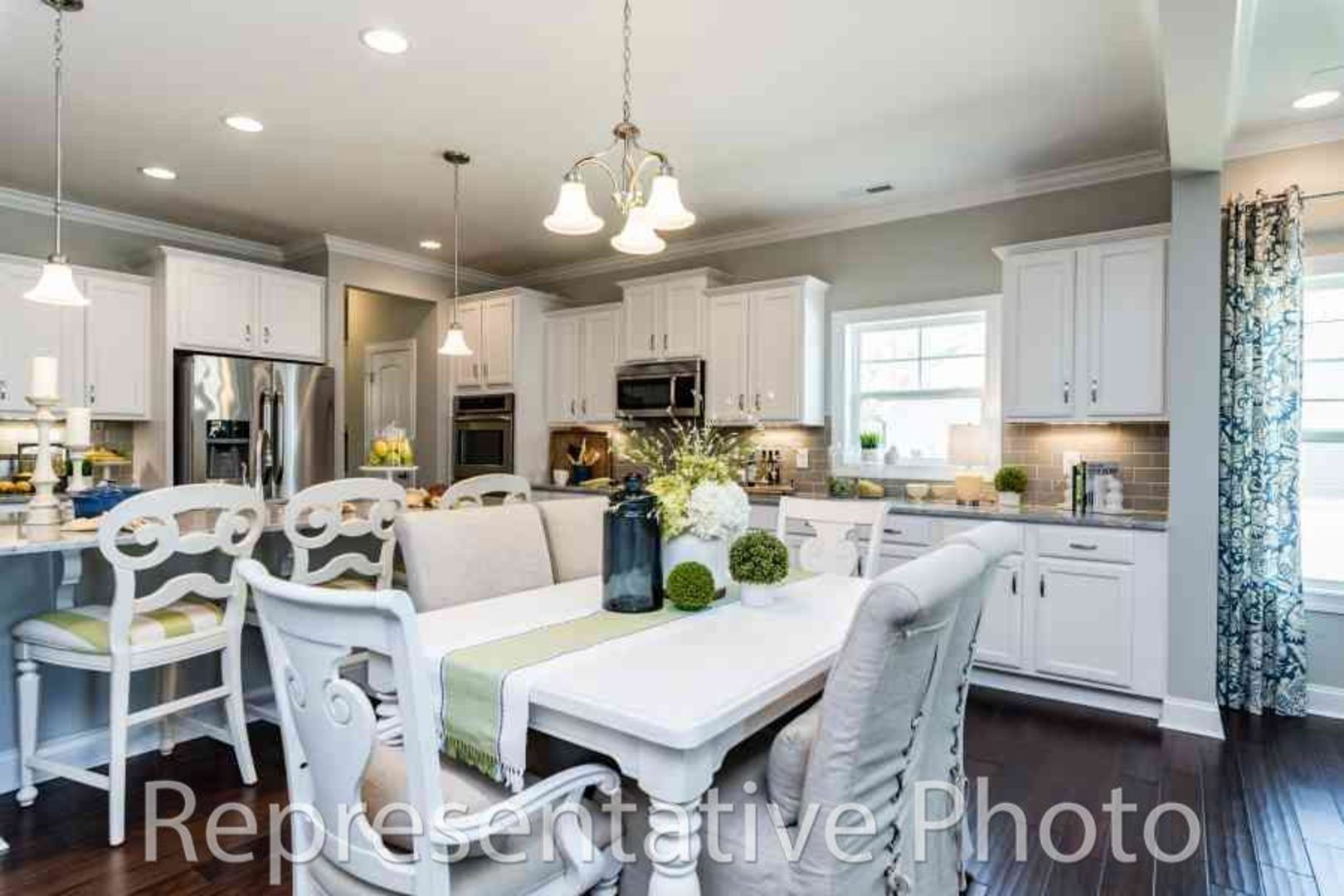 Kitchen featured in the Trillium By HH Homes in Charlotte, SC