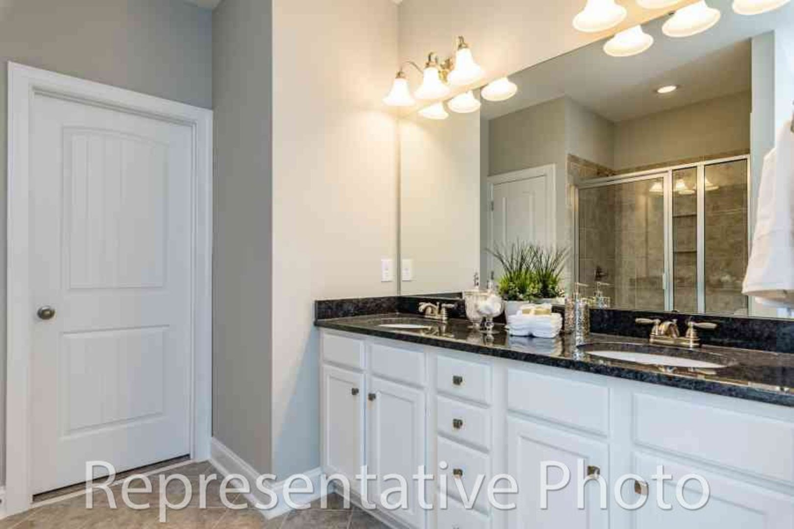 Bathroom featured in the Trillium By HH Homes in Charlotte, SC