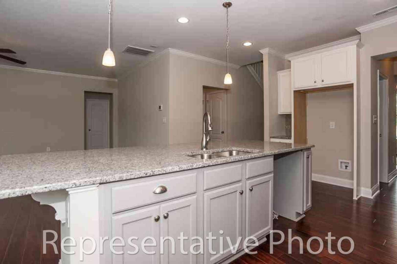 Kitchen featured in the Jessamine By HH Homes in Greensboro-Winston-Salem-High Point, NC