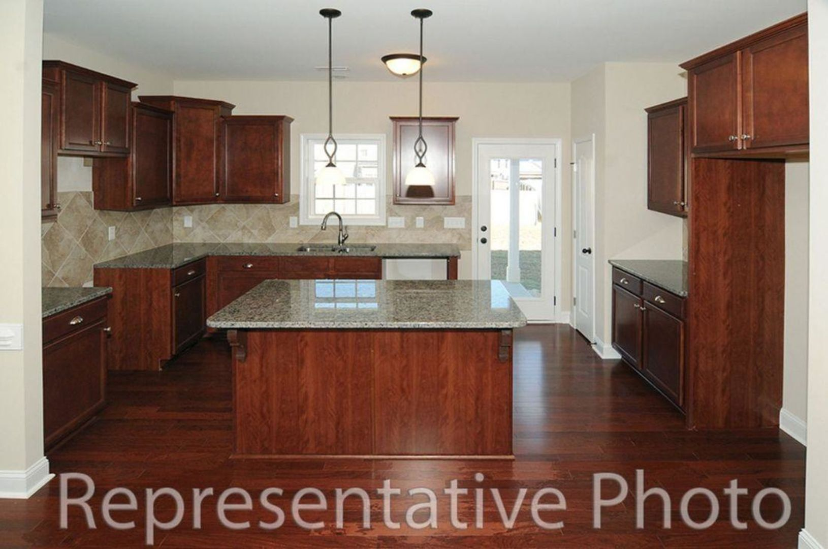 Kitchen featured in the Kent By HH Homes in Raleigh-Durham-Chapel Hill, NC