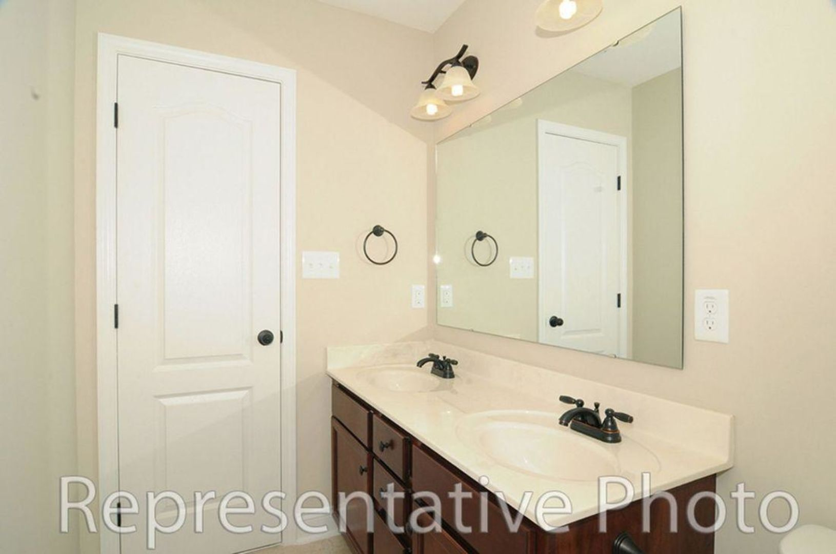 Bathroom featured in the Kent By HH Homes in Fayetteville, NC