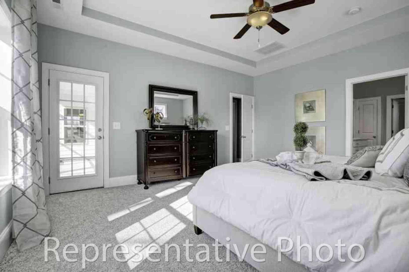 Bedroom featured in the Calabash By HH Homes in Jacksonville, NC