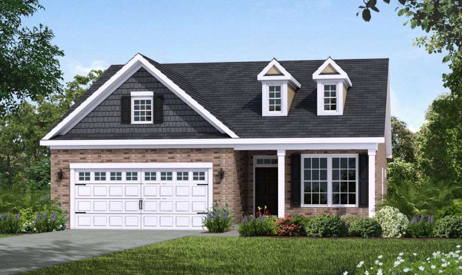 Exterior featured in the Holden By HH Homes in Jacksonville, NC
