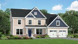 Jackson - Oak Hill Farm: Clayton, North Carolina - HH Homes
