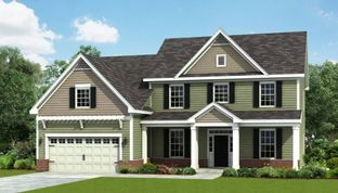 Roosevelt - Gander Lake: Princeton, North Carolina - HH Homes