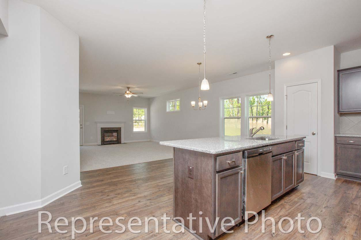 Kitchen featured in the Cedar By HH Homes in Pinehurst-Southern Pines, NC