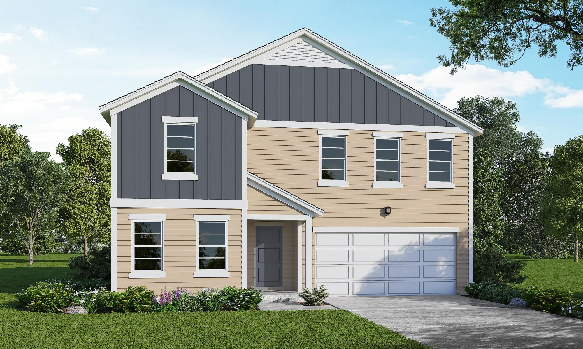 'Mill Creek at Wilson's Mills' by HH Homes in Raleigh-Durham-Chapel Hill