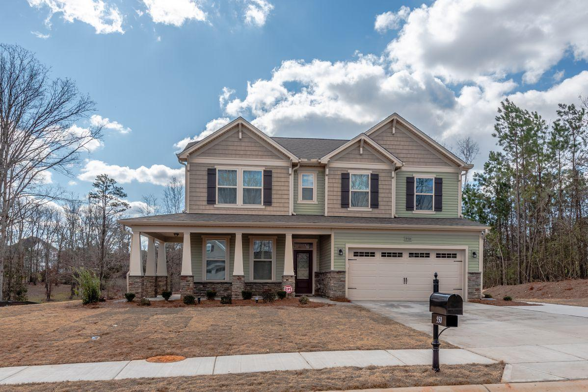 'Stoneridge Lakes' by HH Homes in Charlotte