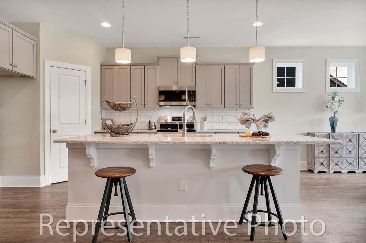 Kitchen featured in the Wrightsville By HH Homes in Wilmington, NC