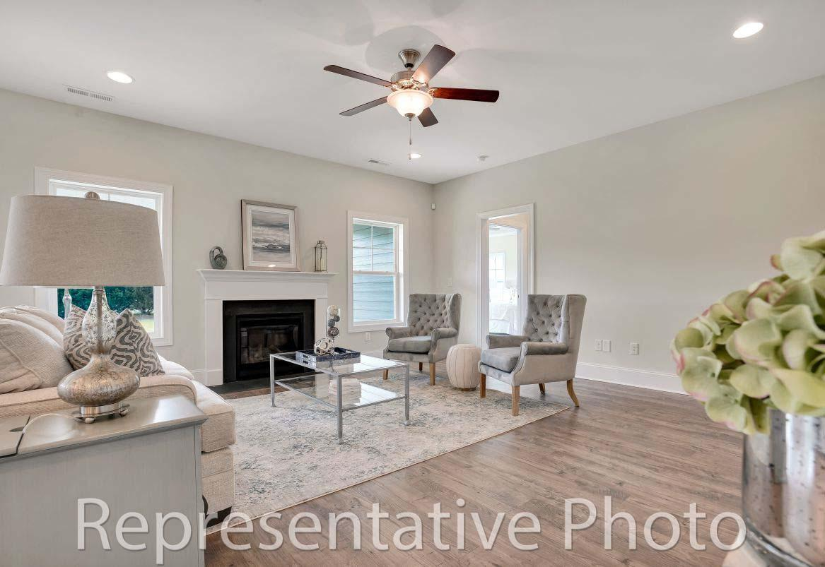 Living Area featured in the Wrightsville By HH Homes in Wilmington, NC