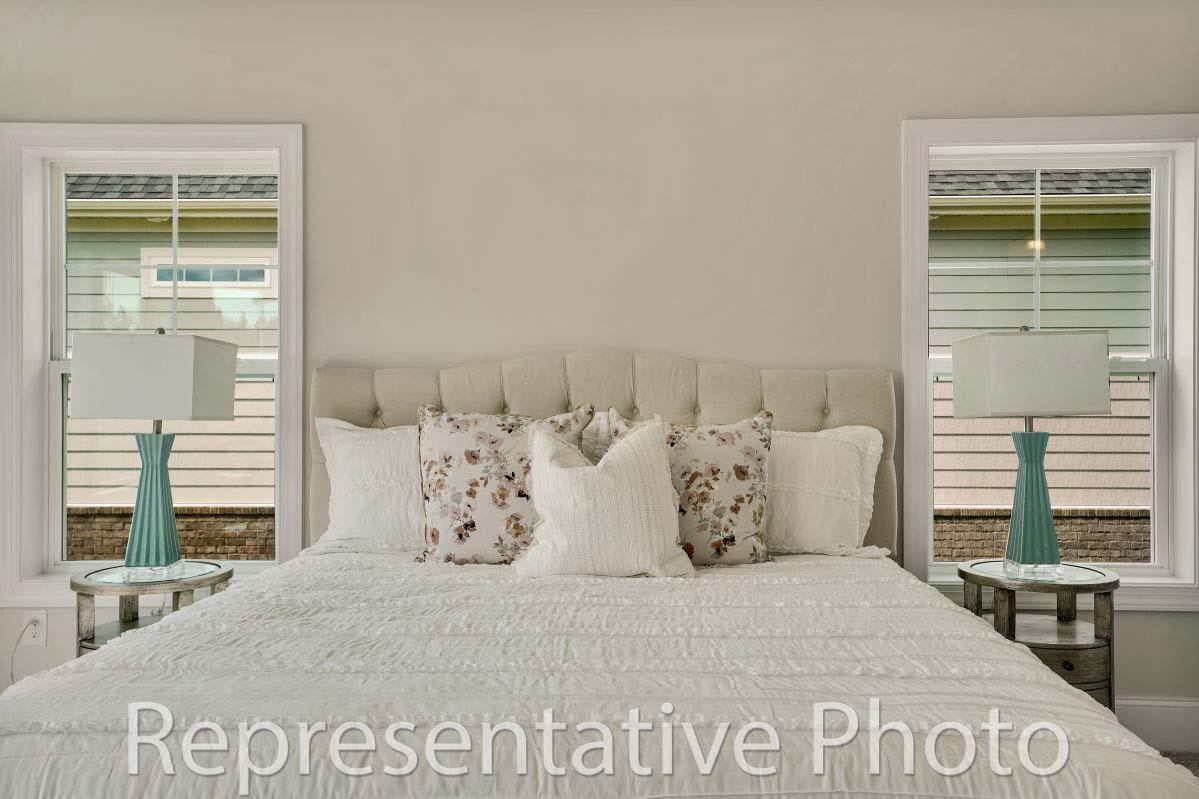 Bedroom featured in the Wrightsville By HH Homes in Fayetteville, NC