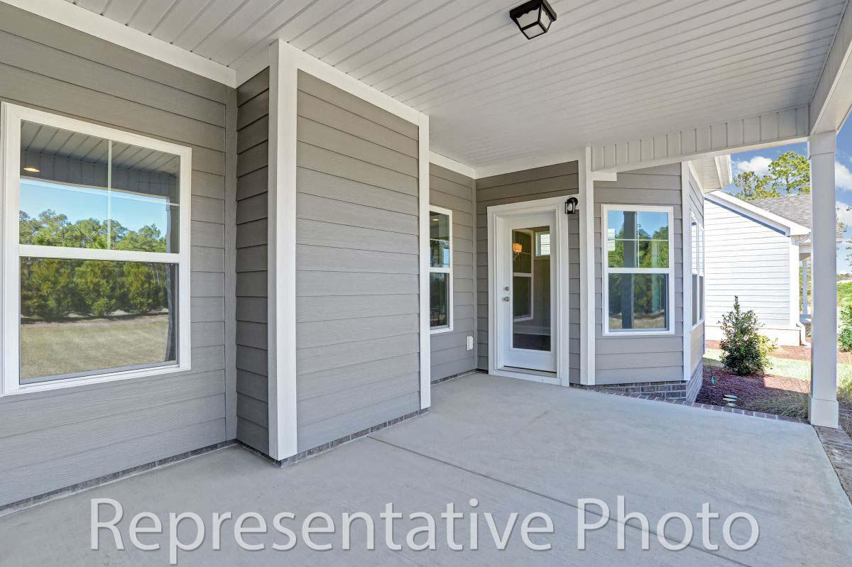 Exterior featured in the Wrightsville By HH Homes in Myrtle Beach, SC