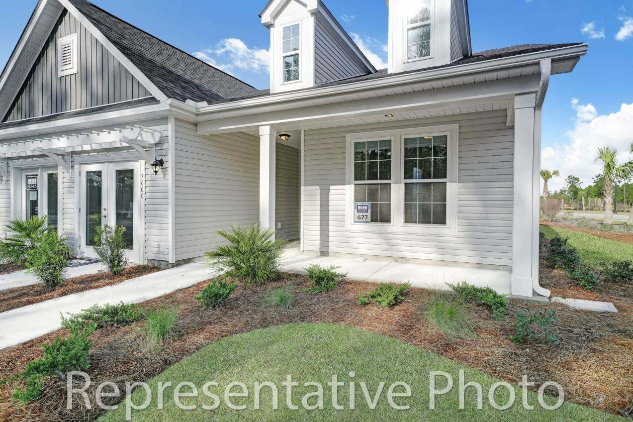 Exterior featured in the Harmony By HH Homes in Wilmington, NC