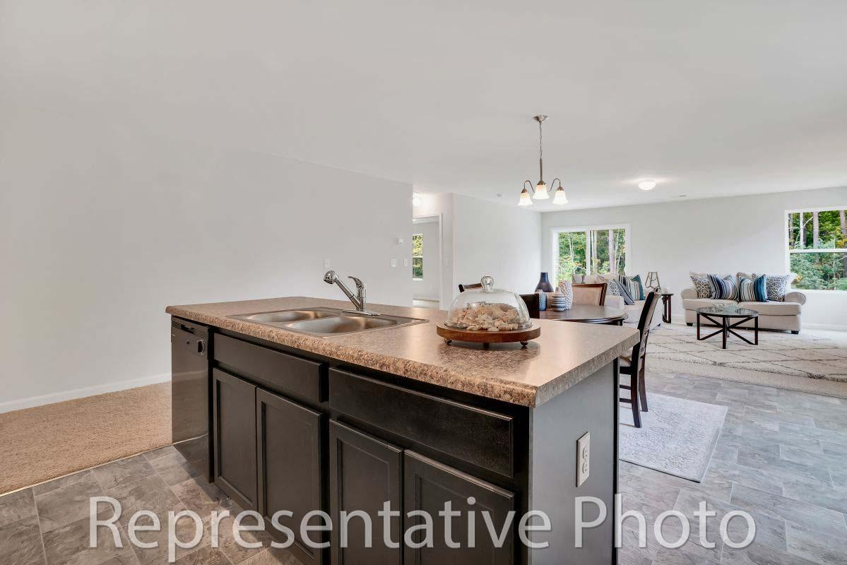 Living Area featured in the Embark By HH Homes in Fayetteville, NC