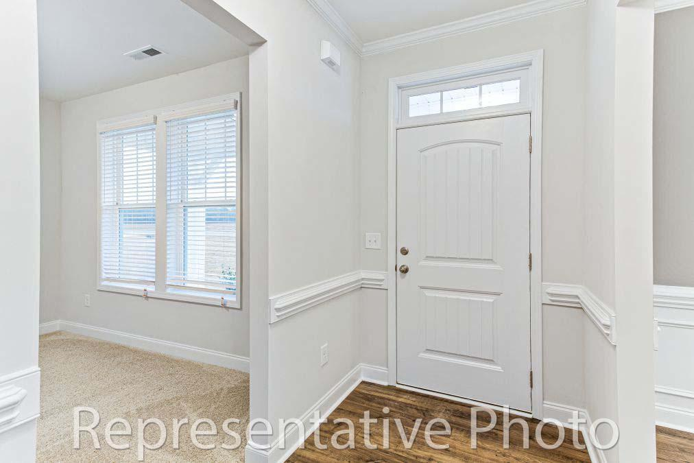 Living Area featured in the Southport By HH Homes in Fayetteville, NC