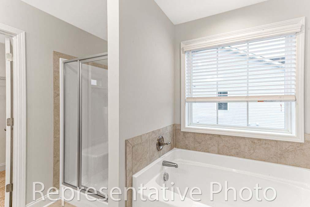 Bathroom featured in the Southport By HH Homes in Charlotte, NC