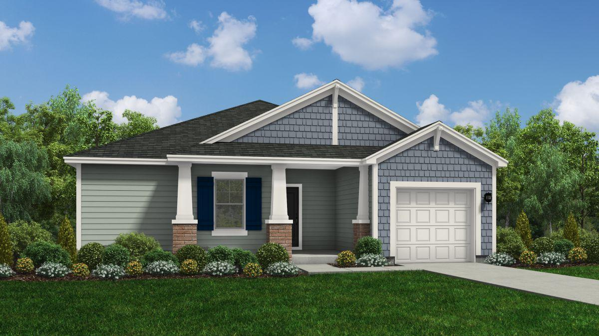 Exterior featured in the Embark By HH Homes in Pinehurst-Southern Pines, NC