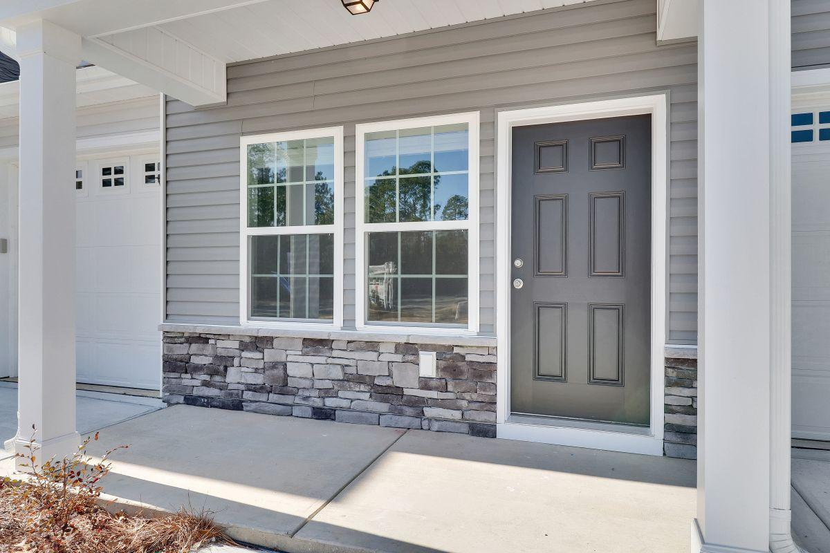 Exterior featured in the Hobcaw By HH Homes in Wilmington, NC