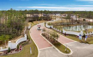 The Groves at Olde Georgetowne by HH Homes in Wilmington North Carolina