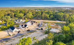 The Preserve at Fisher Landing by HH Homes in Wilmington North Carolina