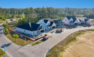 The Cottages at Olde Georgetowne by HH Homes in Wilmington North Carolina