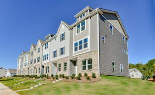 Main Street Station by HH Homes in Charlotte North Carolina
