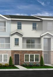 Tupelo - Townes at Falls Pointe: Wake Forest, North Carolina - HH Homes