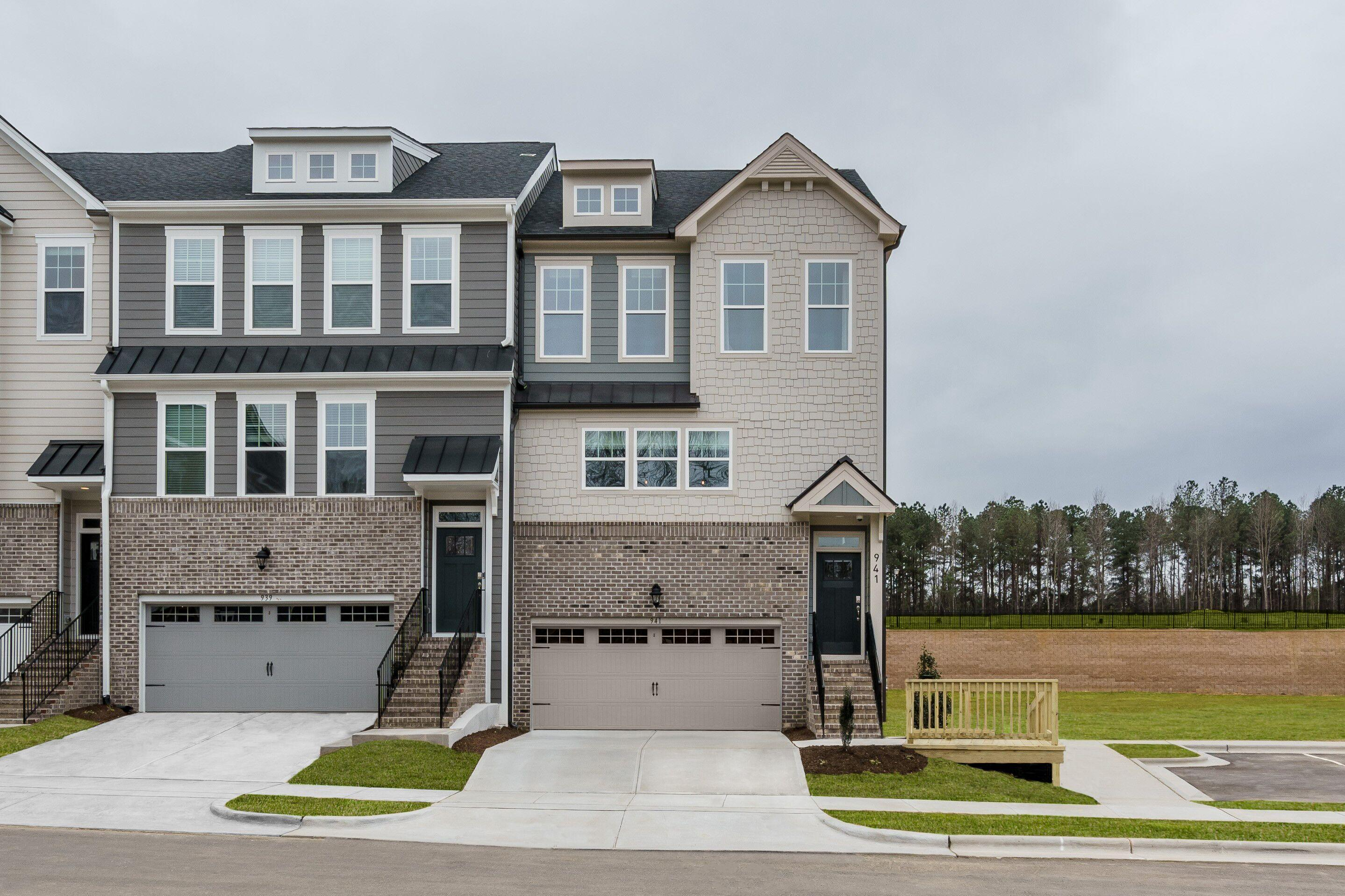 HHHunt Homes New Home Plans in Apex NC | NewHomeSource on
