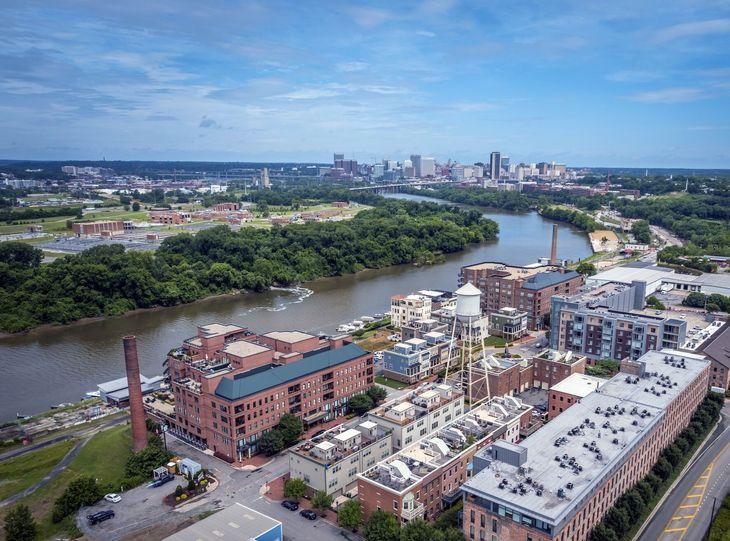 Rocketts Landing:Riverfront Community