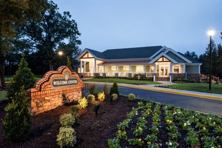 Magnolia Green Townhomes