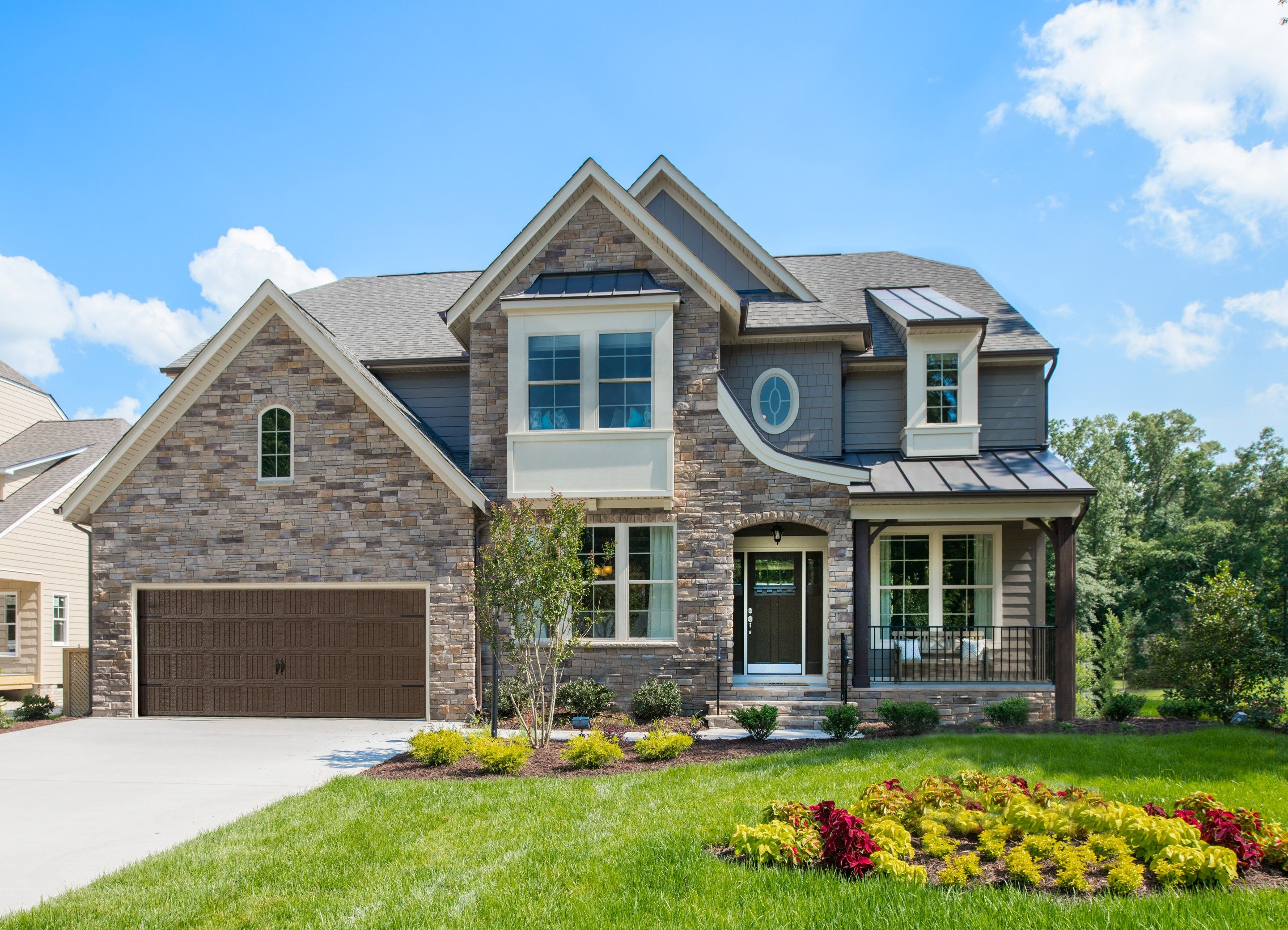 Hillcrest plan midlothian virginia 23112 hillcrest for Cost to build a house in maryland