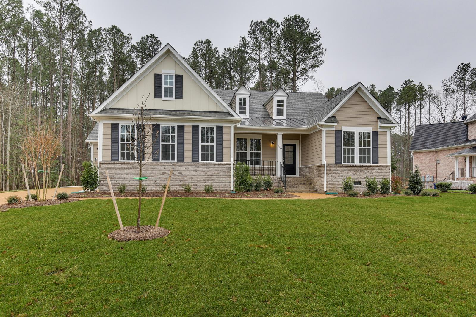 Lexington   Cypress Creek: Smithfield, Virginia   HHHunt Homes