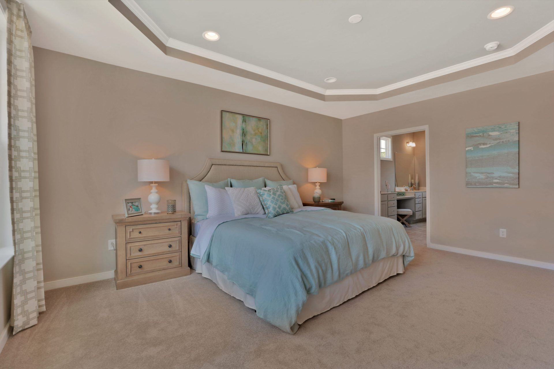 Bedroom featured in the Savannah By HHHunt Homes LLC in Richmond-Petersburg, VA