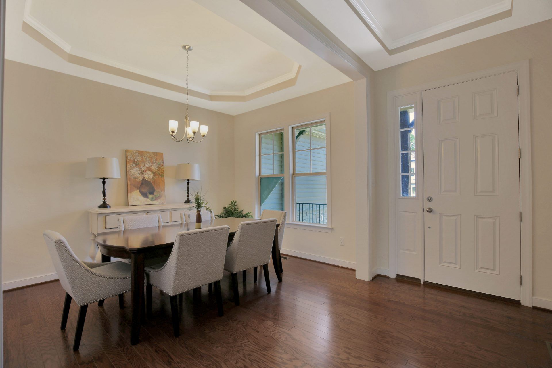 Living Area featured in the Lexington By HHHunt Homes LLC in Richmond-Petersburg, VA
