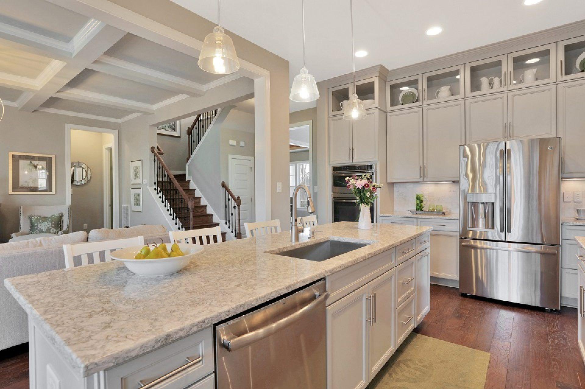 Kitchen featured in the Bradenton By HHHunt Homes LLC in Richmond-Petersburg, VA