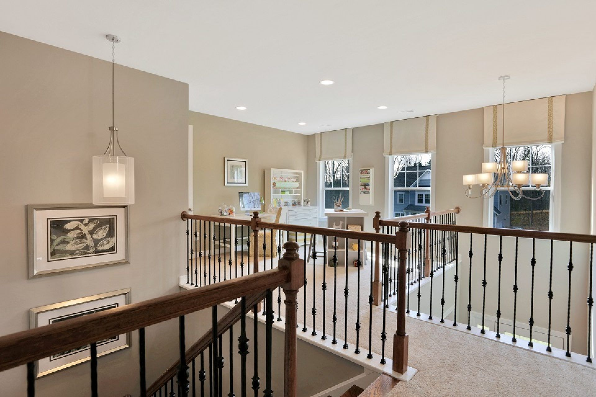 Living Area featured in the Bradenton By HHHunt Homes LLC in Richmond-Petersburg, VA