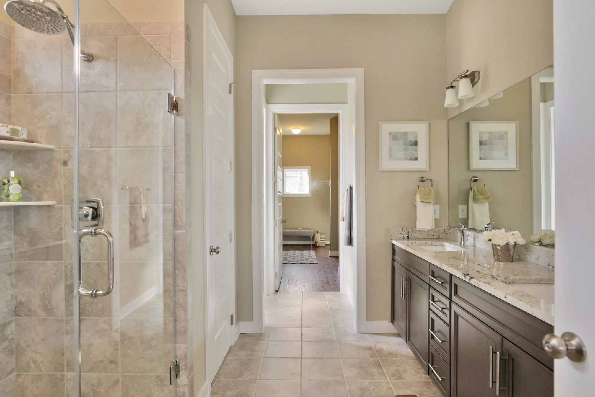 Bathroom featured in the Bradenton By HHHunt Homes LLC in Richmond-Petersburg, VA