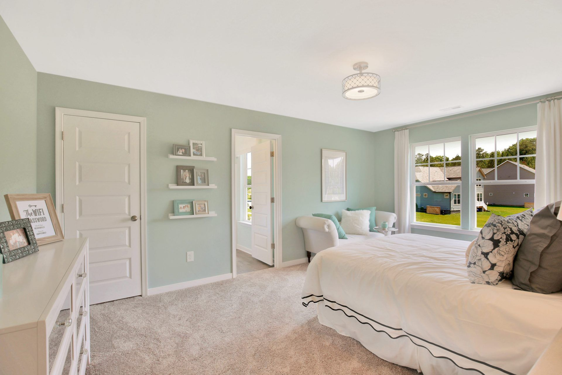 Bedroom featured in the Caldwell By HHHunt Homes LLC in Richmond-Petersburg, VA